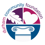 Durham Community Foundation's logo'